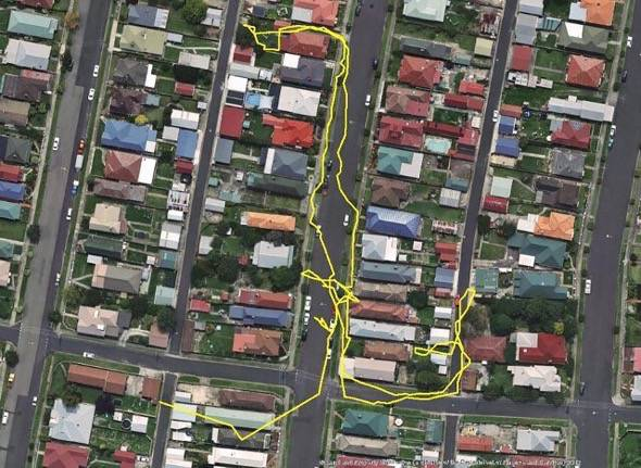 Cat Tracking GPS 4