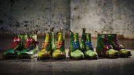 Dr. Martens Ninja Turtle Boots