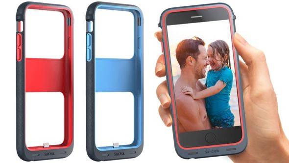 SanDisk iPhone Memory Case iXpand