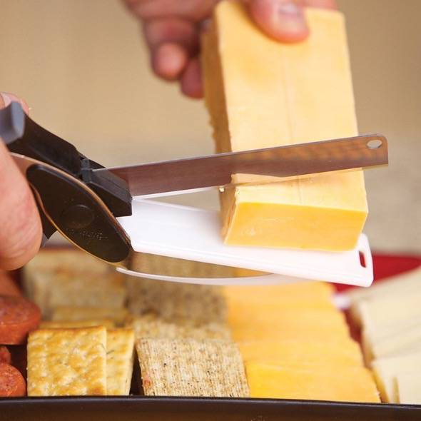 Clever Cutter Knife Cutting Board
