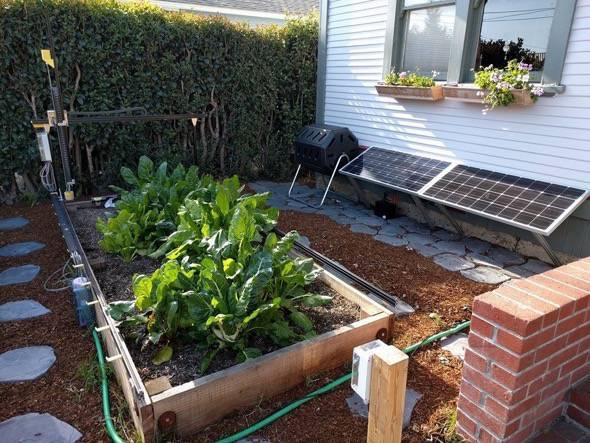 Farmbot Garden