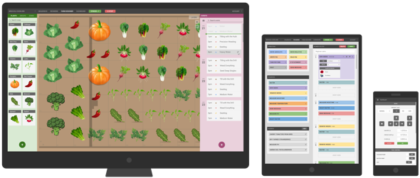 Farmbot Genesis Web Application