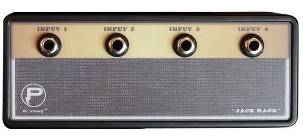 Jack Rack Guitar Amp Key Holder 2