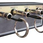 Jack Rack Guitar Amp Key Holder 3