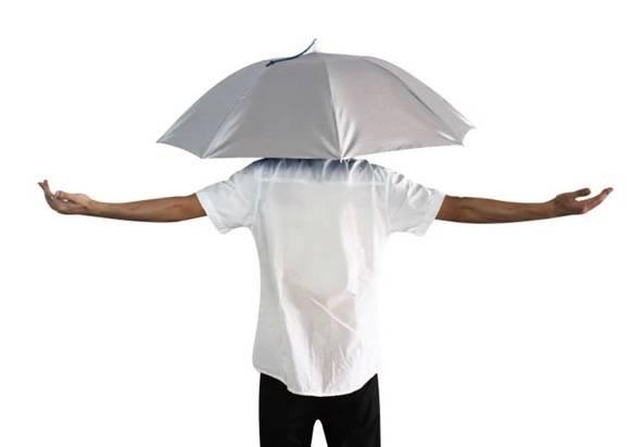 Large Umbrella Hat