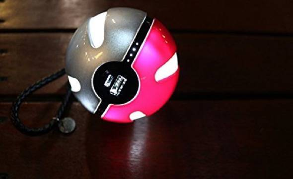 Pokemon Go Battery Ball 1