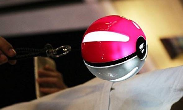 Pokemon Go Battery Ball 5
