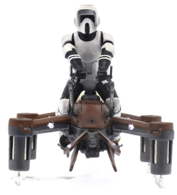 Propel Star Wars Battle Quad 74-Z Speeder Bike