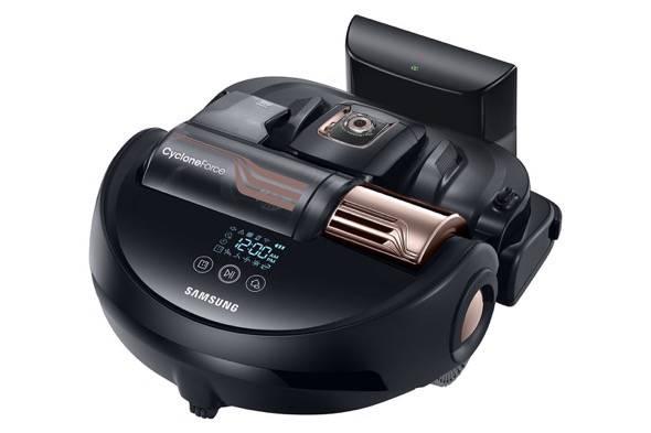 Samsung SR2AK9350U Turbo Powerbot Vacuum 2