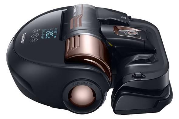 Samsung SR2AK9350U Turbo Powerbot Vacuum 8