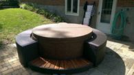 Softub Moveable Hot Tub