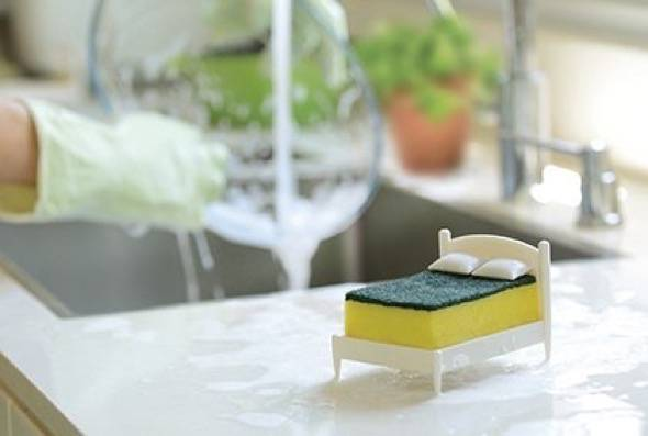 Clean Dreams Tiny Bed Kitchen Sponge Holder 3