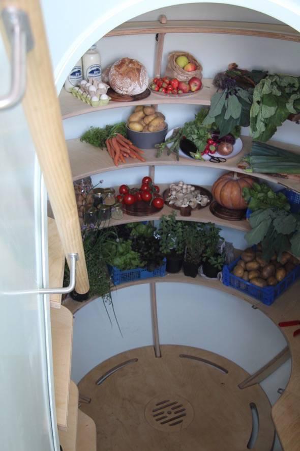 Groundfridge Underground Refrigerator 5