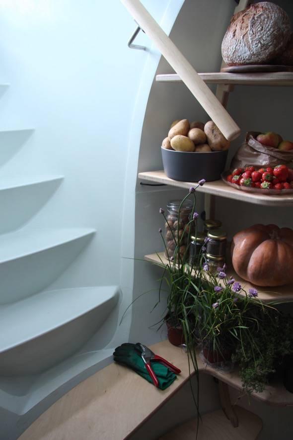 Groundfridge Underground Refrigerator 6