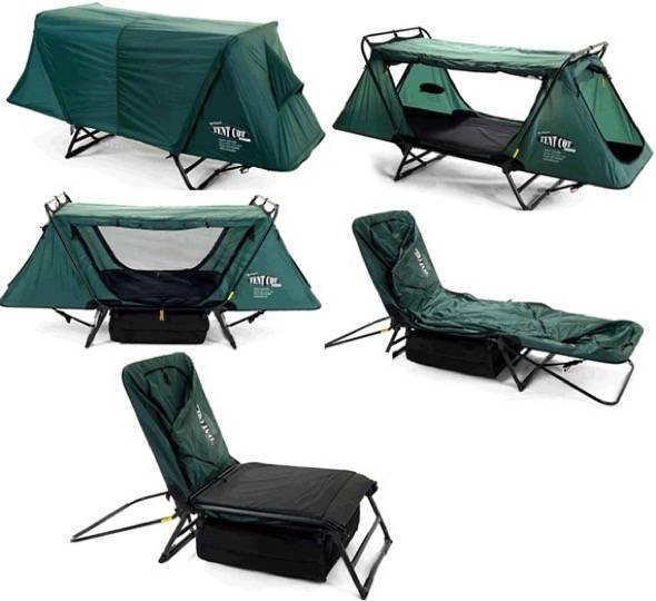 Kamp-Rite Tent Cot Options