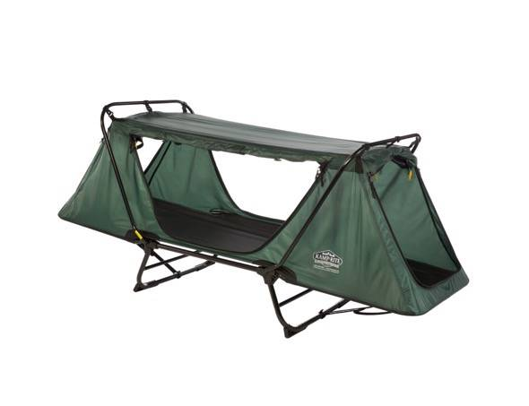 Kamp-Rite Tent Cot With Sides Open