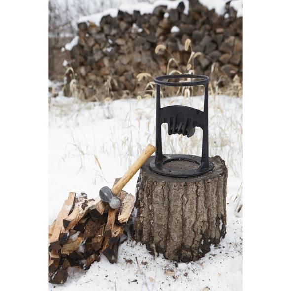 Kindling Cracker Log Splitter 6