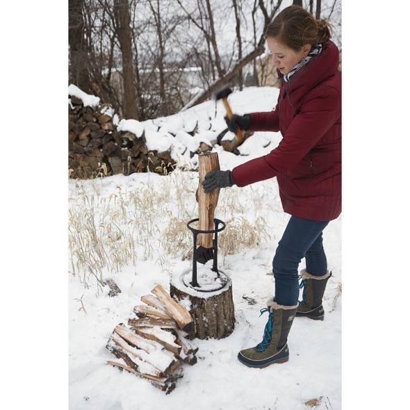 Kindling Cracker Log Splitter 7