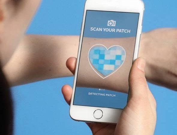 La Roche-Posay My UV Patch App