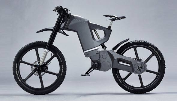 Trefecta DRT Electric Bike 4