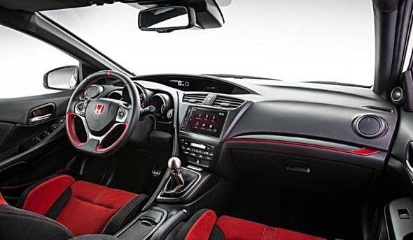 2018-honda-civic-type-r-interior