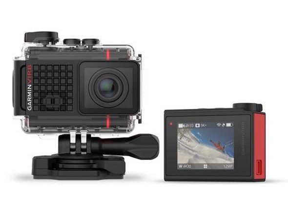 GARMIN VIRB ULTRA 30 CAMERA Front and Rear