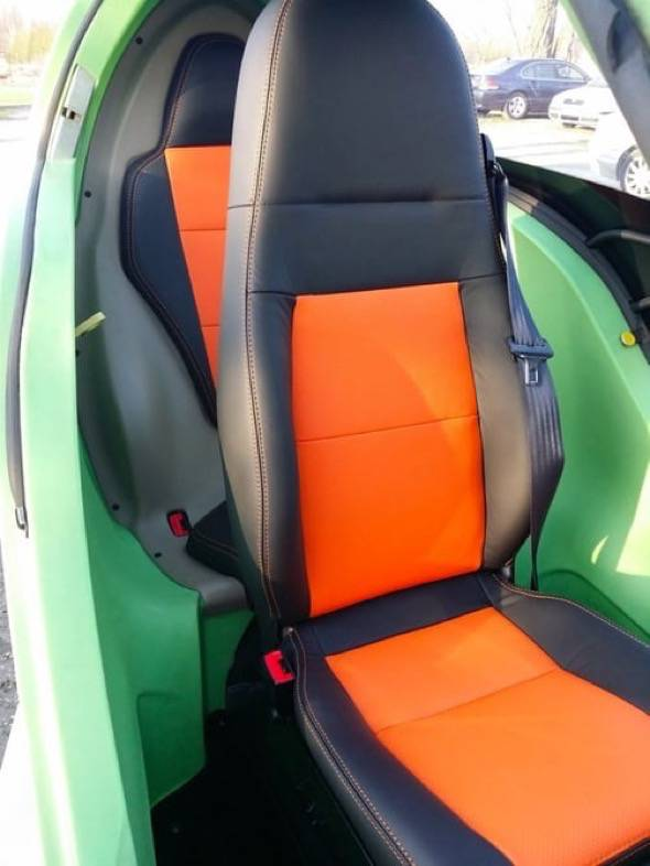 SAM Electric Vehicle Seats