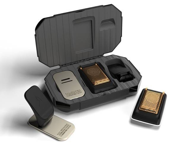 Star Trek TOS Communicator Case and Stand
