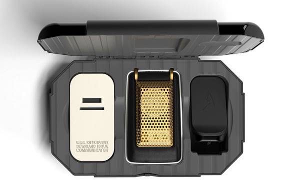 Star Trek TOS Communicator Case