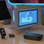 Star Trek TOS Communicator Desktop