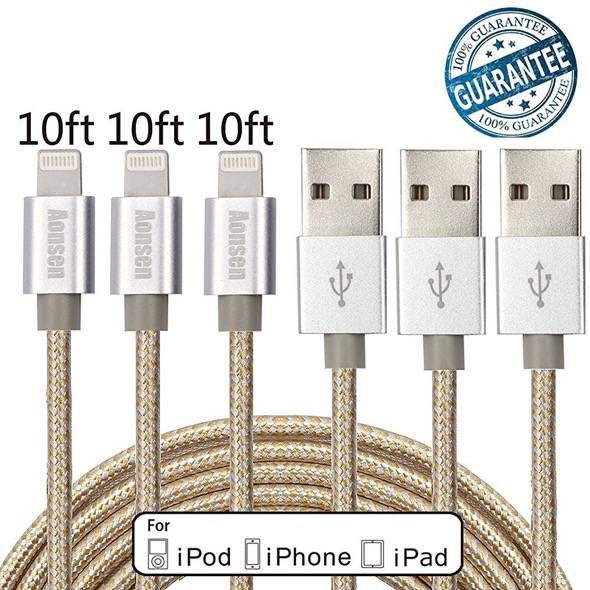 aonsen-lightning-cable-10ft-3-pack-1