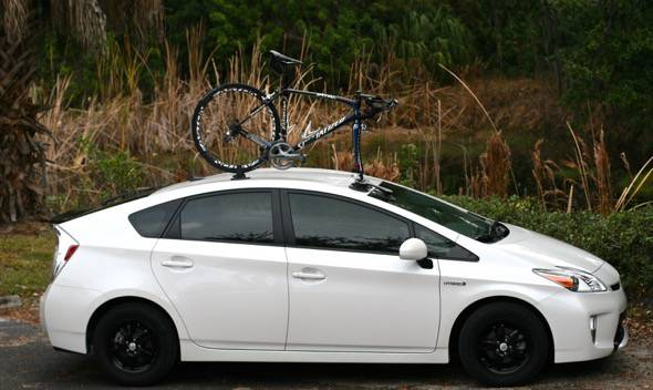 Prius Roof Rack >> Sea Sucker Suction Cup Car Roof Rack Prius Gadgetking Com