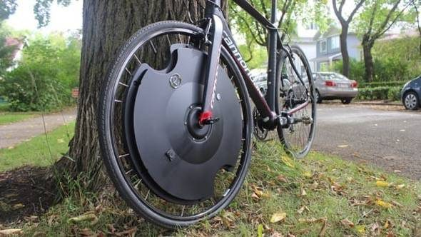 electron-wheel-electric-bike-conversion-installed