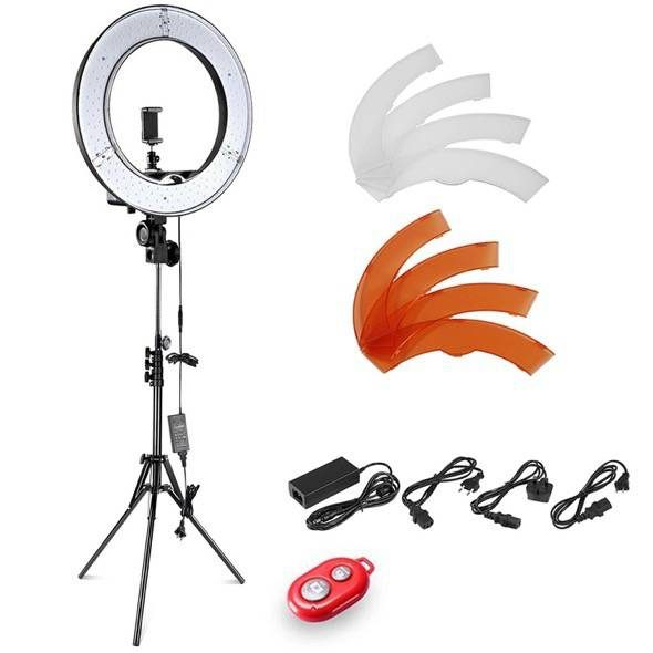 led-ring-light-kit-contents