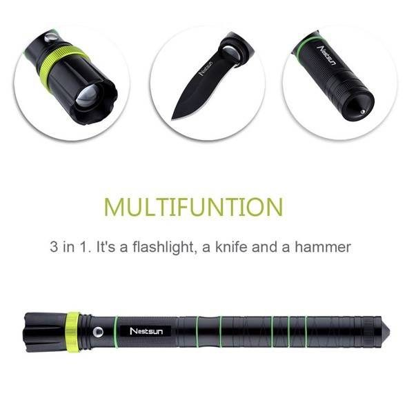 nestsun-tactical-flashlight-knife-kootek
