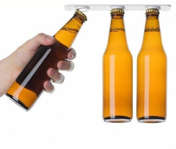 BottleLoft Magnetic Beer Hanger Refrigerator