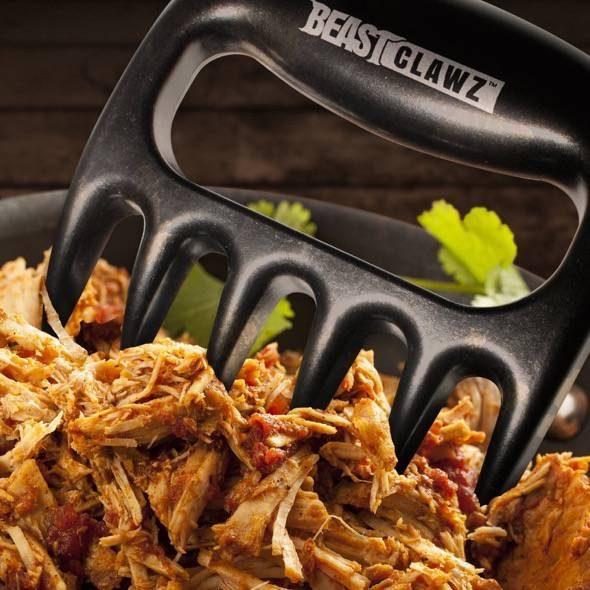 Grill Beast Clawz Meat Shredder Claws Pulled Pork