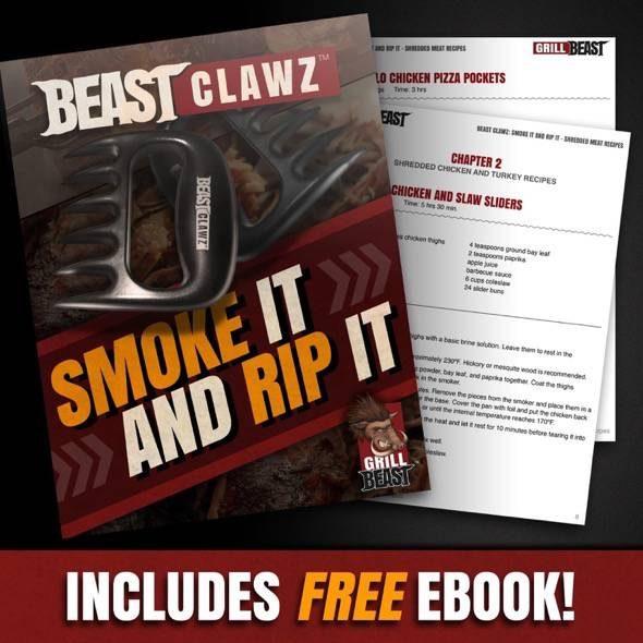 Grill Beast Clawz Meat Shredder Claws ebook