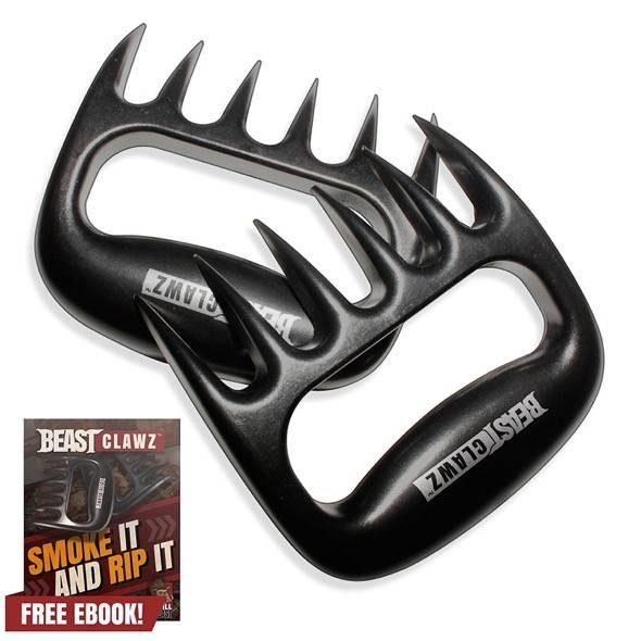 Grill Beast Clawz Meat Shredder Claws handles