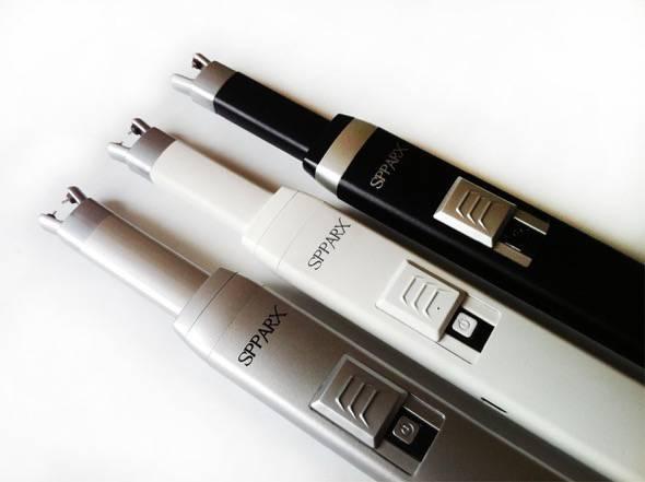 Spparx Usb Electronic Arc Lighter 3 Gadgetking Com
