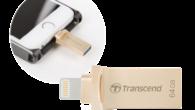 Transcend JetDrive Go 500 iPhone