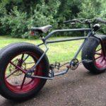 Car Wheel Bicycle Rear