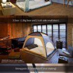 DDASUMI Bed Tent Colors