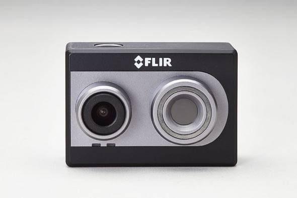 FLIR Duo Front