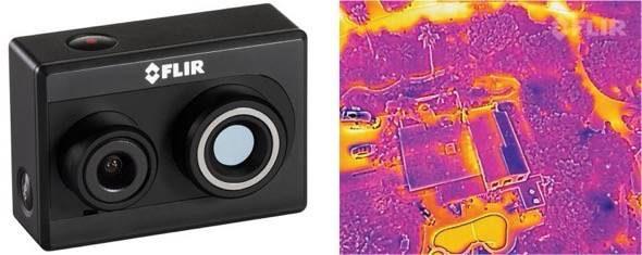 FLIR Duo Thermal Action Camera