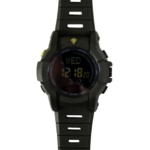 First Tactical Canyon Digital Compass Watch Black Screen