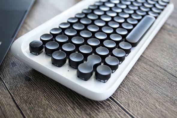 Lofree Mechanical Typewriter Style Keyboard