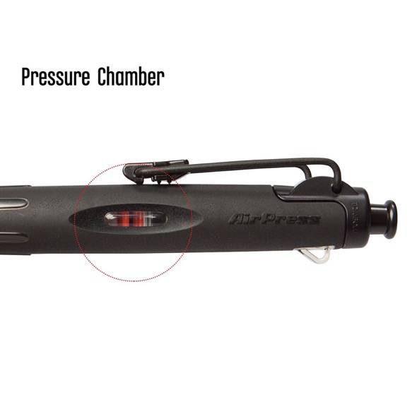 Tombow AirPress Ballpoint Pressurized Pen Chamber