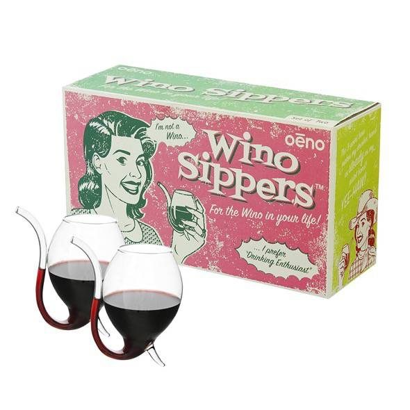 Wino Sippers