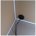 Danbocchi Soundproof Cardboard Studio Electrical port